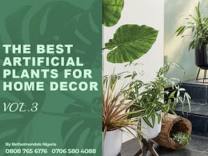 The Best Artificial Plants For Home Decor