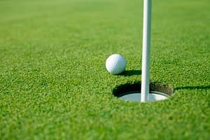 Artificial Grass for Golf Putting Green