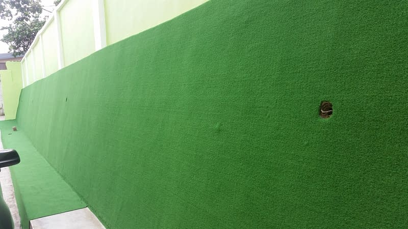 Read more about the article Decorating walls with artificial grass