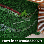 What are Artificial Green Walls Decor – the definition, benefits and design