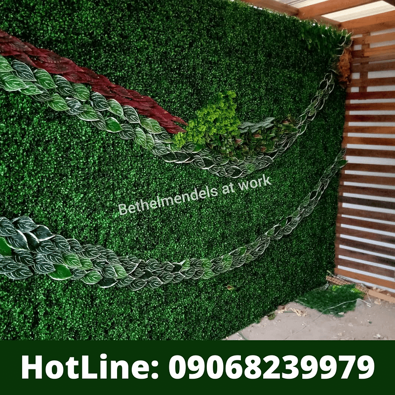 You are currently viewing What are Artificial Green Walls Decor – the definition, benefits and design