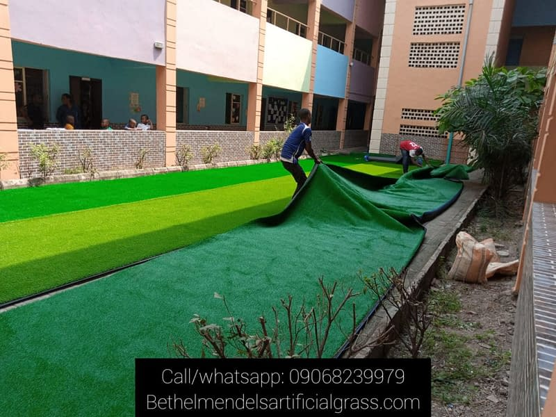 Artificial Grass Installation And How long It Takes