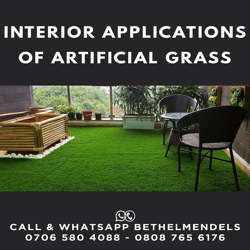 You are currently viewing Interior Application Of Artificial Grass
