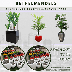 Read more about the article Fiberglass Planters and FlowerPots