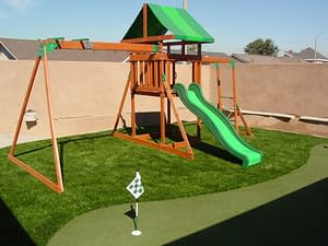 How Friendly is Artificial Grass to Kids.