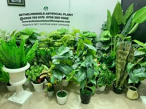 Why Fake Plants are Beneficial in the Workplace.