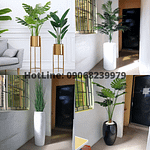Having aesthetic Artificial Potted Plants in Your House For Decoration
