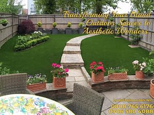 Read more about the article Transforming Your Bland Outdoor Spaces to Outdoor Wonders.