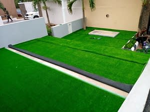 Read more about the article The difference between artificial grass, AstroTurf and fake grass?