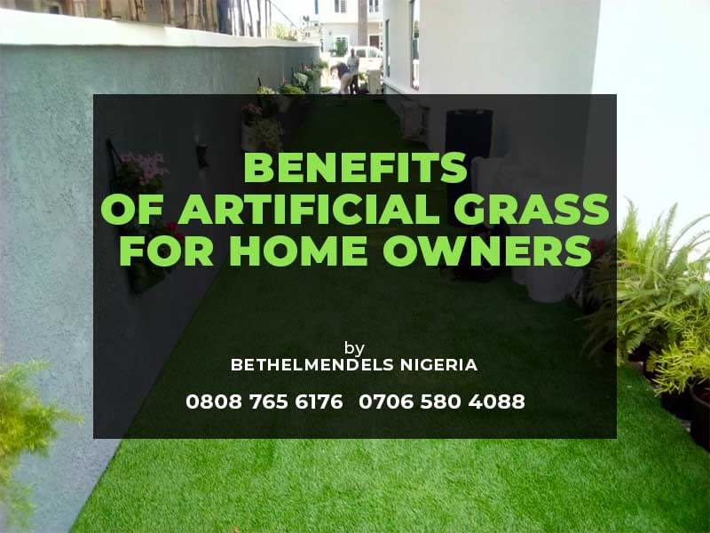 Read more about the article Benefits Of Artificial Grass For Homeowners