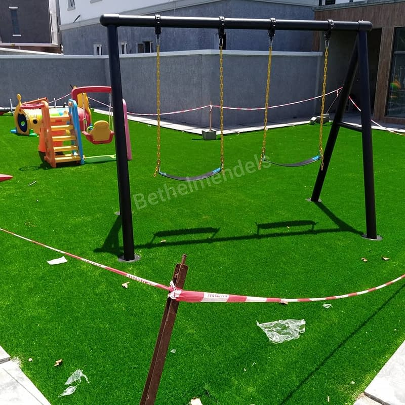 Artificial Grass for play areas