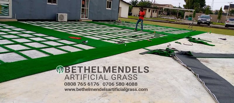 Artificial Grass In Nigeria