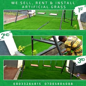 Read more about the article Decorating Your kids Playground with Artificial Grass