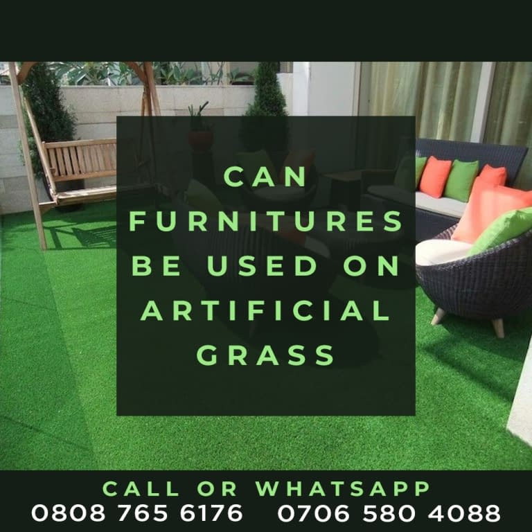 Read more about the article Using Furniture On Artificial Grass