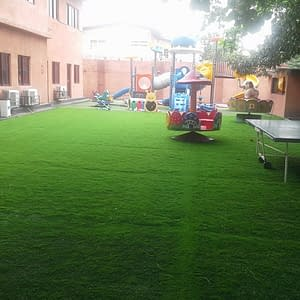 Artificial Grass/Turf for Schools