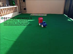 Read more about the article New Artificial Grass Installation at Oko-oba, Lagos.