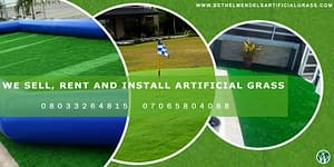 Nigeria's Number One Landscape Company