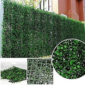 Artificial Boxwood And Its Features