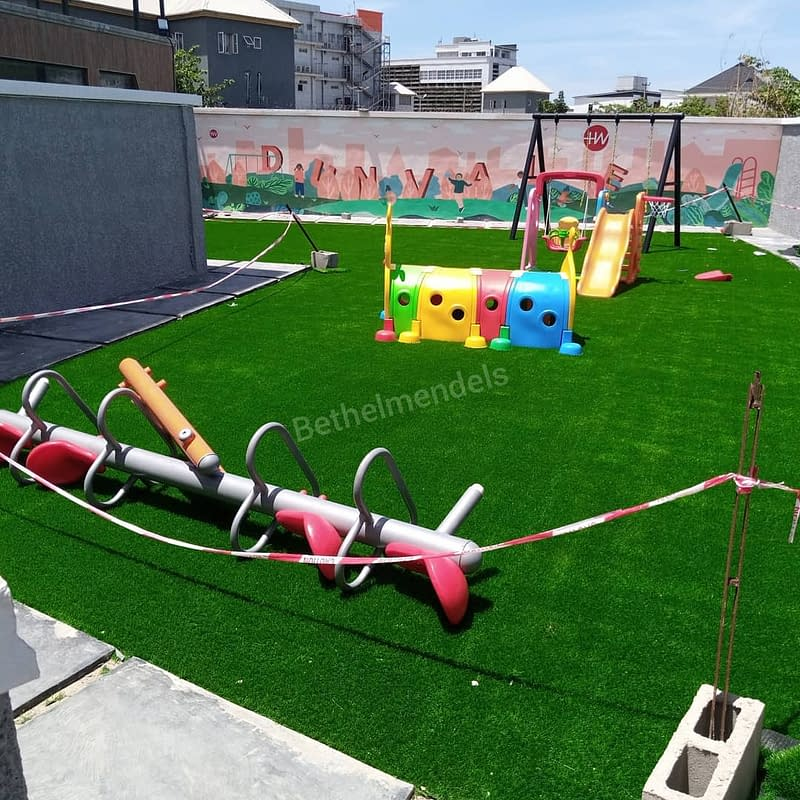 You are currently viewing Creative ways to use artificial grass for outdoor and indoor play areas