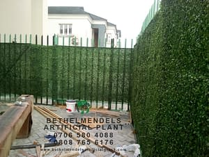 Decorating Your Walls With Artificial Boxwood Plants