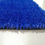 Blue Synthetic Turf: 15mm