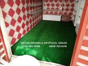 Read more about the article New Installation Of Artificial Grass At Ikorodu