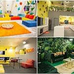 Official Supplier of Artificial plant, vases and interior accessories for the ongoing Big Brother House
