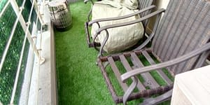 Artificial Grass Installation In Banana Island Lagos
