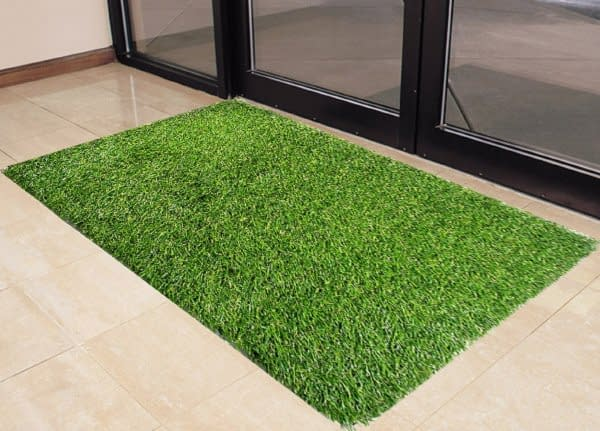 Artificial Grass foot mats