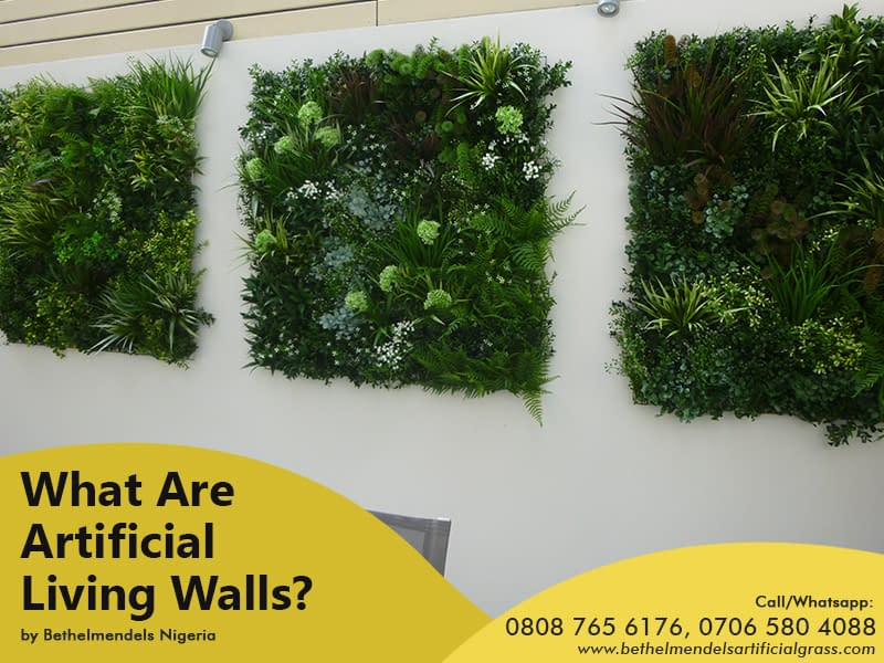 Artificial Boxwood Walls Decoration.