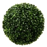Artificial  Lavender Flower Ball Hanging Topiary Garden Basket Plant