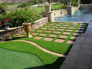 Flooring your compound with Artificial Grass