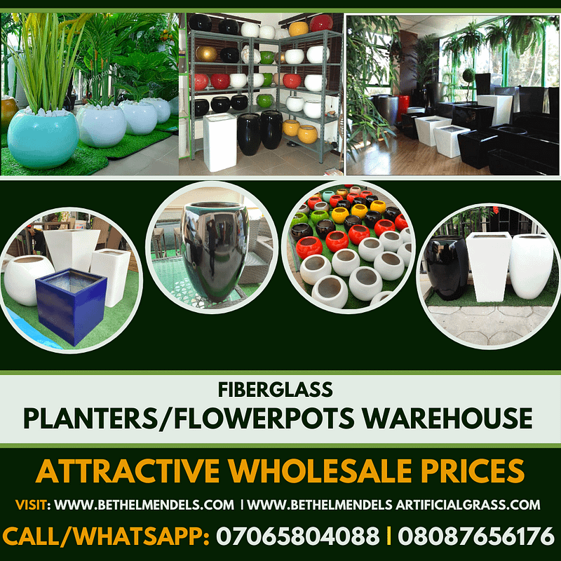 Read more about the article How to Make the Most Use of Fiberglass Planters