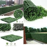 4 Essential Ways To Use Artificial Boxwood Hedge.
