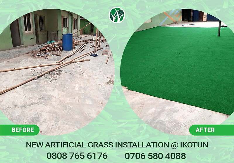 Things to Avoid When Taking Care of Your Artificial Grass