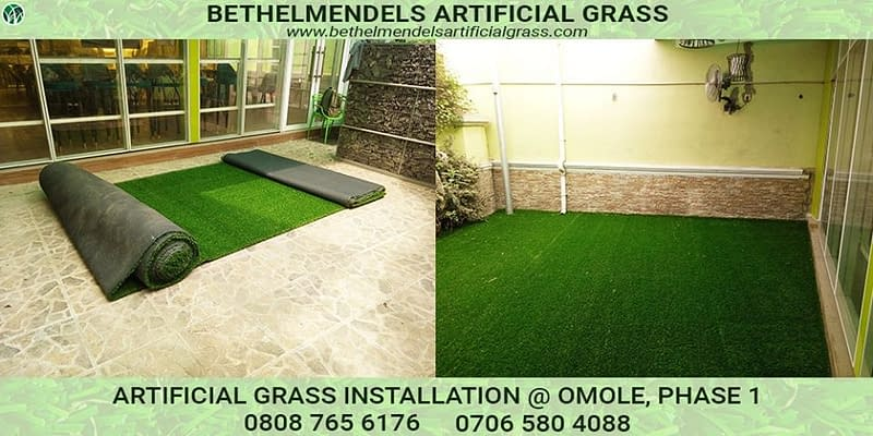 Read more about the article What to Know About Artificial Grass Rug – A Buyer's Guide.